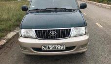 Xe Toyota Zace MT đời 2004 chính chủ giá cạnh tranh giá 245 triệu tại Hà Nội