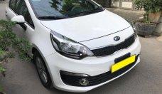 Gia đình cần bán xe Kia Rio 2016, số tự động, màu trắng, xe còn mới tinh giá 467 triệu tại Tp.HCM