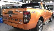 Bán xe Ford Ranger Wildtrak 2.0L 4x4 AT 2018, màu nâu, nhập khẩu nguyên chiếc  giá 918 triệu tại Hà Nội