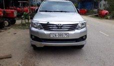 Mình bán Fortuner 2012 số tự động 2.7V chính chủ, máy xăng giá 655 triệu tại Hà Nội