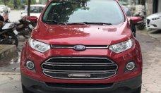 Ford EcoSport năm 2016 màu đỏ, trả trước 150 triệu giá 570 triệu tại Hà Nội