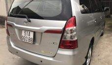 Cần bán lại xe Toyota Innova đời 2014, màu bạc như mới giá 565 triệu tại Bình Dương