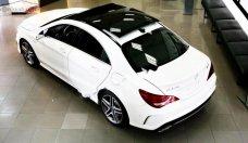 Bán Mercedes CLA 45 AMG 4Matic 2018, màu trắng, nhập khẩu giá 2 tỷ 329 tr tại Hà Nội