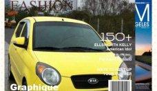 Bán ô tô Kia Morning 1.1 AT 2010, màu vàng, nhập khẩu nguyên chiếc giá 225 triệu tại Hà Nội