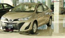 Bán Toyota Vios 1.5E CVT sản xuất 2018, giá cạnh tranh giá 569 triệu tại Thanh Hóa