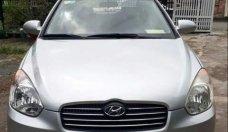 Bán Hyundai Verna sản xuất 2009, màu bạc giá cạnh tranh giá 185 triệu tại BR-Vũng Tàu