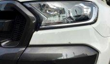 Bán Ford Ranger Wildtrak 3.2L 4x4 AT năm 2016, màu trắng, nhập khẩu nguyên chiếc số tự động, giá 760tr giá 760 triệu tại Tp.HCM