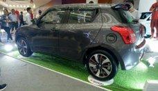 Bán Suzuki Swift GLX 1.2 AT đời 2018, màu xám, nhập khẩu giá 549 triệu tại Hà Nội
