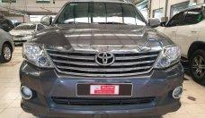 Bán xe Toyota Fortuner 2.7V đời 2013, màu xám lông chuột, giá thương lượng giá 750 triệu tại Tp.HCM