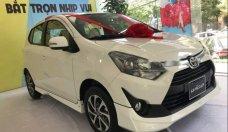 Bán ô tô Toyota Wigo đời 2018, màu trắng, mới 100% giá 345 triệu tại Hà Nội