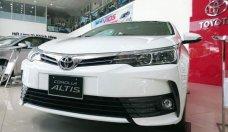 Bán Toyota Corolla altis 1.8G sản xuất 2018, màu trắng giá 766 triệu tại Tp.HCM