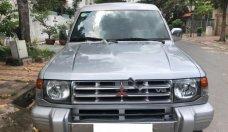 Bán xe Mitsubishi Pajero 3.0 2004, màu bạc, số sàn giá 235 triệu tại Tp.HCM