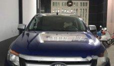 Cần bán Ford Ranger đời 2015, màu xanh lam giá 465 triệu tại Tp.HCM