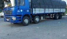 Ngân hàng VPbank thanh lý tài sản xe tải 4 chân Shacman đời 2016 giá 670 triệu tại Tp.HCM