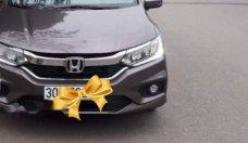 Bán xe Honda City sản xuất năm 2017 chính chủ giá 600 triệu tại Hà Nội