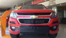Bán xe Chevrolet Colorado năm sản xuất 2018, màu đỏ, nhập khẩu nguyên chiếc giá 819 triệu tại Tp.HCM