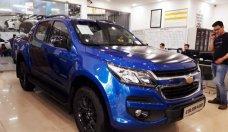 Bán xe Chevrolet Colorado Storm sản xuất 2018, màu xanh lam, nhập khẩu giá 809 triệu tại Tp.HCM
