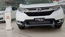 Bán xe Honda CR V 1.5L sản xuất năm 2018, màu trắng, xe nhập giá 1 tỷ 83 tr tại Hà Nội