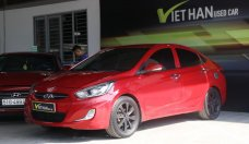 Cần bán Hyundai Accent 1.4MT đời 2012, màu đỏ, nhập khẩu, 368tr giá 368 triệu tại Tp.HCM