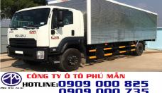 Xe tải Isuzu 8.2 tấn. Uy tín chất lượng giá tốt, mới nhất giá 750 triệu tại Tp.HCM