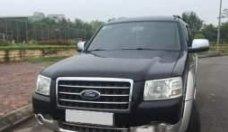 Bán xe Ford Everest sản xuất 2008, màu đen xe gia đình giá 340 triệu tại Tp.HCM