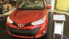 Bán Toyota Vios năm sản xuất 2019, màu đỏ, giá tốt giá 511 triệu tại Tp.HCM