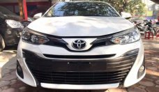 Cần bán Toyota Vios G đời 2018, màu trắng, giá 645tr giá 645 triệu tại Hà Nội
