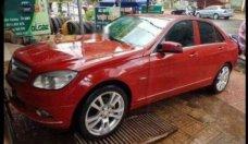 Bán xe Mercedes C250 sản xuất năm 2009, màu đỏ, xe nhập chính chủ giá 495 triệu tại Đắk Lắk