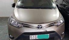 Cần bán lại xe Toyota Vios năm sản xuất 2016 chính chủ, giá chỉ 450 triệu giá 450 triệu tại Tp.HCM