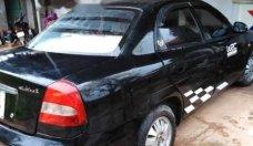 Bán Daewoo Nubira năm sản xuất 2002, màu đen giá 6 triệu tại Nghệ An