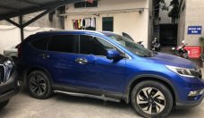 Bán Honda CRV 2.4AT 2015 bản full, màu xanh cực chất giá 840 triệu tại Hà Nội
