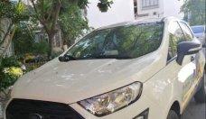 Bán lại xe Ford EcoSport đời 2018, màu trắng còn mới giá cạnh tranh giá Giá thỏa thuận tại Tp.HCM