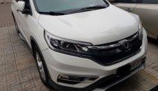 Cần bán lại xe Honda CR V 2.0 AT đời 2015, màu trắng chính chủ giá 850 triệu tại Hà Nội