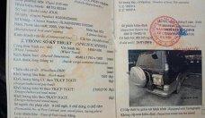 Cần bán lại xe Mitsubishi Jolie SS năm sản xuất 2005, màu xanh lam   giá 165 triệu tại Hà Nội