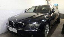 Cần bán BMW 7 Series 750Li năm 2008, màu đen, xe nhập, giá 700tr giá 700 triệu tại Tp.HCM