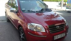 Cần bán lại xe Daewoo Gentra năm sản xuất 2007, màu đỏ giá 179 triệu tại Bình Dương