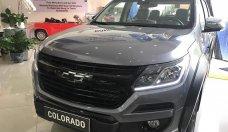 Bán Colorado (2.5VGT) - số tự động 2 cầu, giá đặc biệt, trả góp 90% - 120tr lăn bánh - đủ màu   giá 639 triệu tại Hà Nội