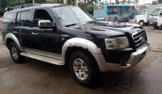 Cần bán xe cũ Ford Everest Gx đời 2008, màu đen giá 335 triệu tại Hà Nội