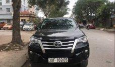 Bán Toyota Fortuner năm sản xuất 2017, màu đen, nhập khẩu   giá 1 tỷ 30 tr tại Hà Nội