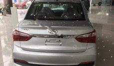 Cần bán Hyundai Grand i10 1.2MT đời 2019, màu bạc, giá 340tr giá 340 triệu tại Hà Nội