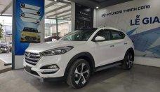Bán xe Hyundai Tucson 1.6 Turbo sản xuất 2019, màu trắng giá 890 triệu tại Hà Nội