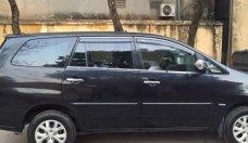 Gia đình bán Toyota Innova G năm sản xuất 2008, màu đen giá 350 triệu tại Hà Nội