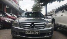 Bán ô tô Mercedes C200 đời 2009, màu xám, xe còn rất tốt, động cơ, hộp số còn nguyên bản giá 465 triệu tại Hà Nội