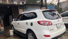 Bán Hyundai Santa Fe 2010, màu trắng, nhập khẩu   giá 699 triệu tại Hà Nội