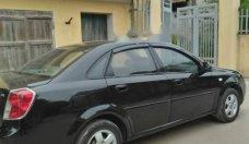 Cần bán lại xe Daewoo Lacetti 2005, màu đen, nhập khẩu nguyên chiếc, giá 135tr giá 135 triệu tại Hà Nội