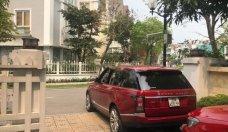 Bán xe LandRover Range Rover đời 2014, màu đỏ, nhập khẩu giá 4 tỷ 350 tr tại Hà Nội