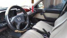 Cần bán Honda Accord sản xuất 1989, màu trắng, nhập khẩu nguyên chiếc giá 38 triệu tại Ninh Bình