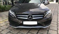 Bán Mercedes C300 AMG model 2018, bạc và nâu, ĐK 8/2018 giá 1 tỷ 860 tr tại Tp.HCM