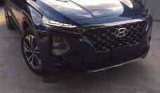 Bán Hyundai Santa Fe đời 2019, màu đen giá 1 tỷ 15 tr tại Tp.HCM