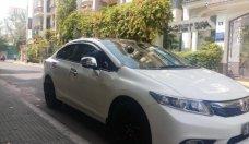Bán xe Honda Civic màu trắng, số tự động, máy 1.8 sx năm 2012 giá 520 triệu tại Tp.HCM